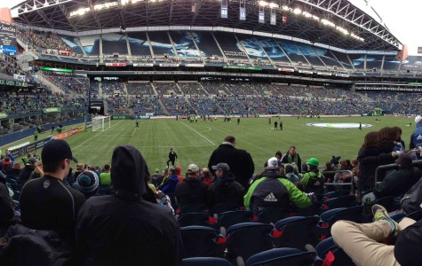 Sounders vs. Timbers
