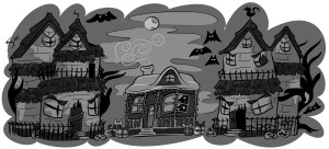 Halloween is not a Treat for Student