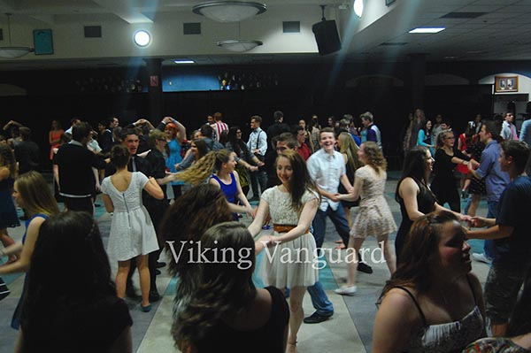 Swing dance held April 17
