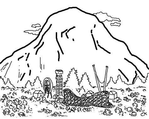 mountain front page