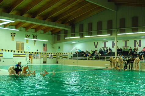 PHS varsity boys water polo defeats Mark Marris High school Oct. 22