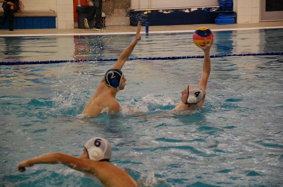 Curtis+defeats+boys+water+polo