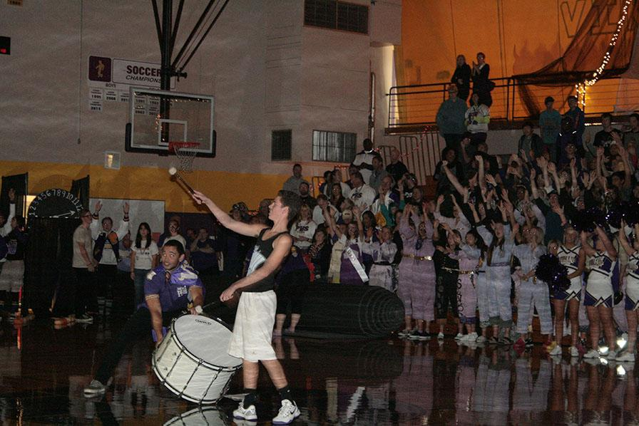 Puyallup High Schools annual homecoming assembly was held Oct. 31