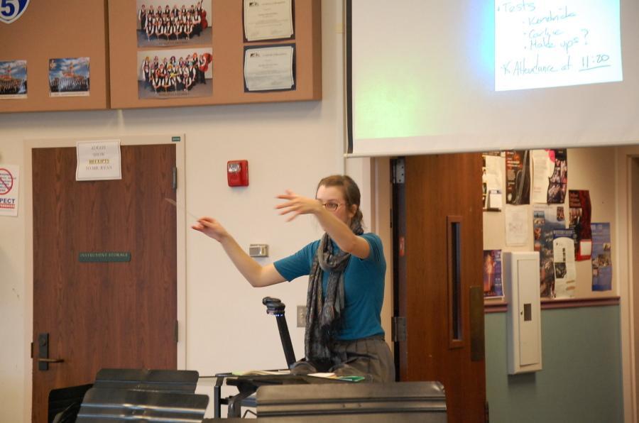 Eger inspires students