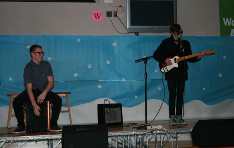 Open Mic Night showcases students