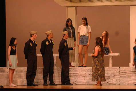 """The Puyallup High School Department presents """"Much Ado About Nothing."""""""