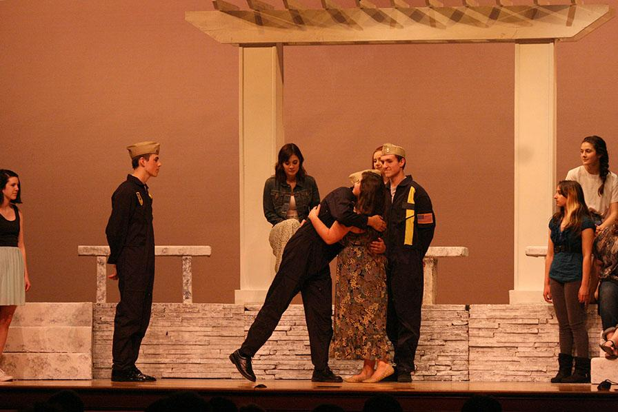 PHS+Drama+Department+presents+%27Much+Ado+About+Nothing%27