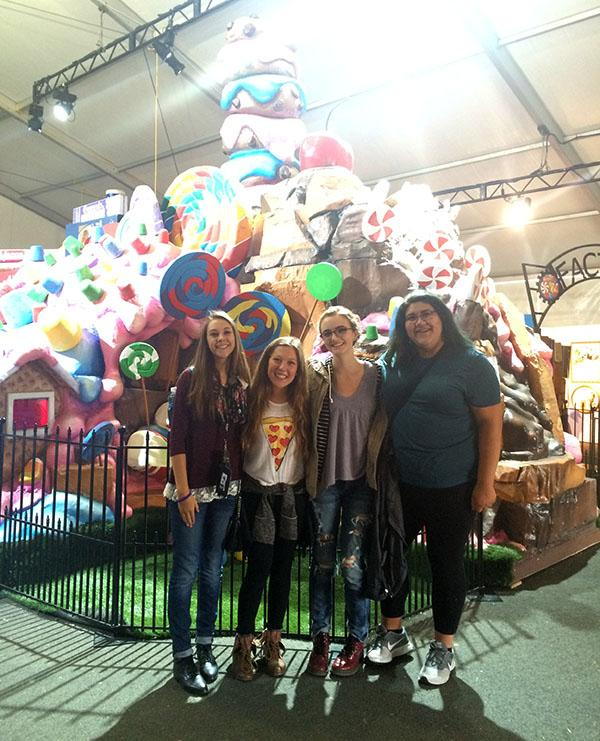 Puyallup students enjoy Fair Day, Sept. 16