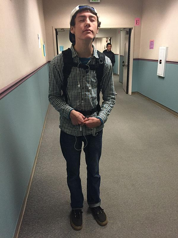 Im different, I like a lot of interactive activities and learning new things such as languages also Im more about cars. Id like to attend a four year college. I have lots of friends and I enjoy being a social person, Justin Fowler said.