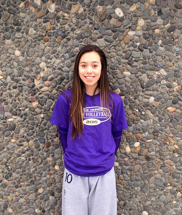 Ive met most of my closest friends through volleyball and I learned how to be a team player. It also motivated me to work hard and persevere, Kendahl Sugai said.