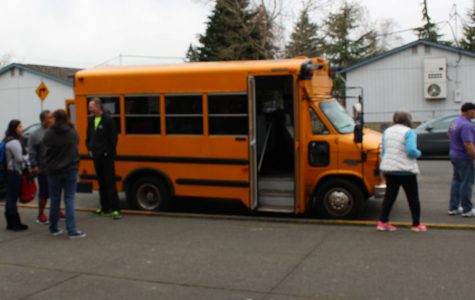 Special Olympics Leaves for their Competition