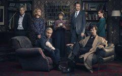 Sherlock Solving Mysteries Again