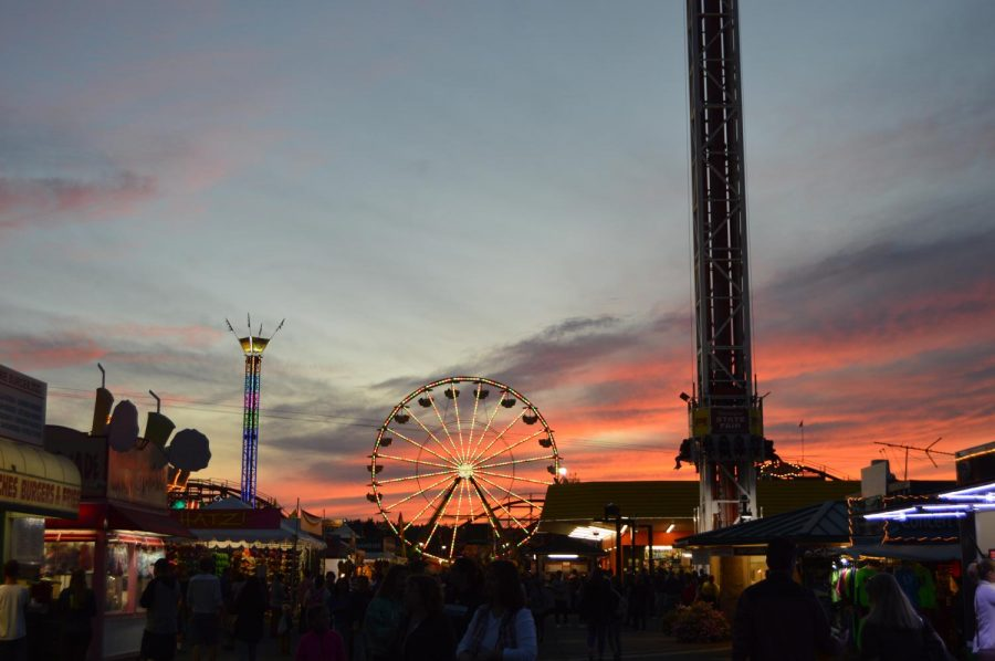 Oh the Places You Can Go - Washington State Fair