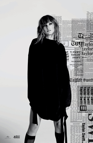 Taylor Swift Lives Up to Reputation