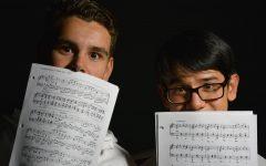 Peeking at PHS Pianists