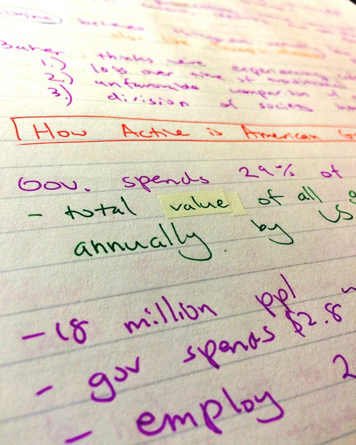 Do Color-Coded Notes Work?