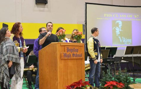 Alumni Assembly Welcomes Classes of 1967 and 1992