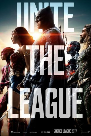 Review on The Justice League