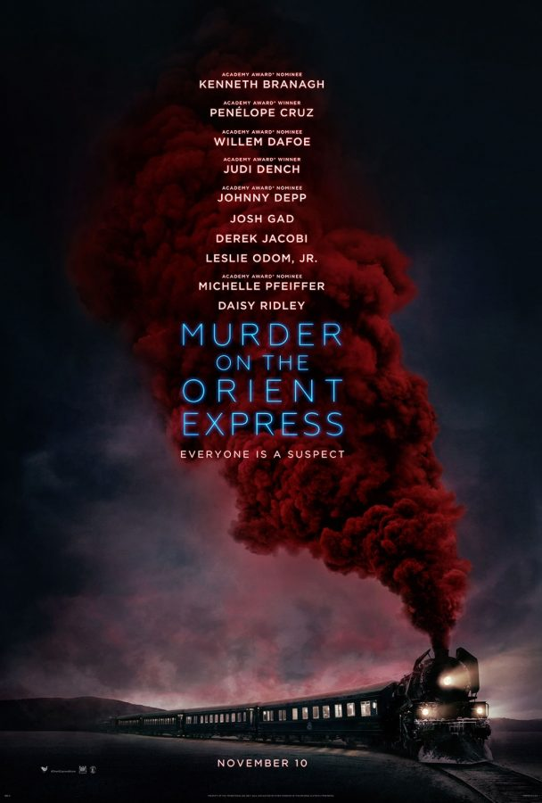 Review on Murder on the Orient Express