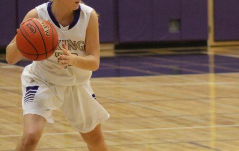 Girls basketball finishes strong