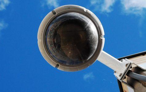 Security Cameras Enforce Safety