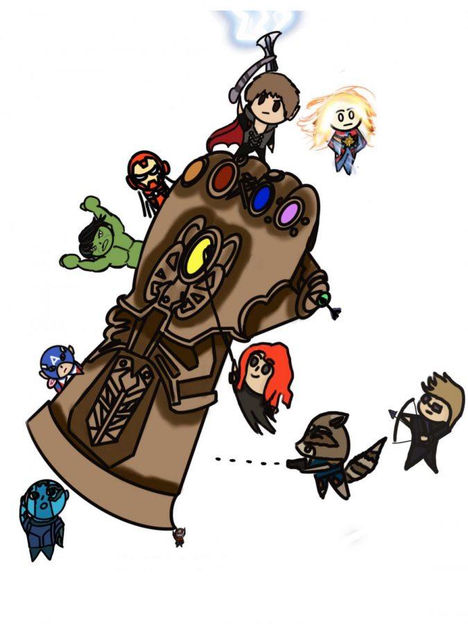 AvengersEndgame graphic