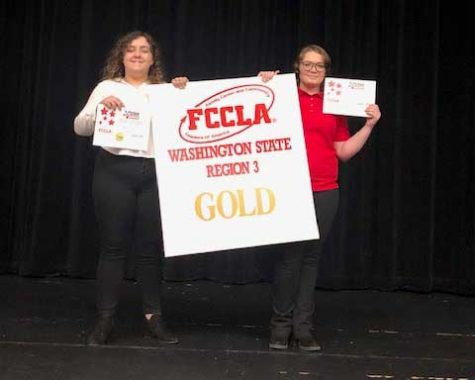 FCCLA students win big at virtual State Leadership Conference