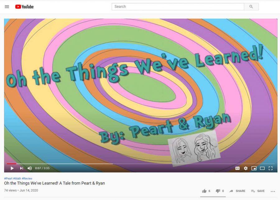 Math teachers share learning, Dr. Seuss style