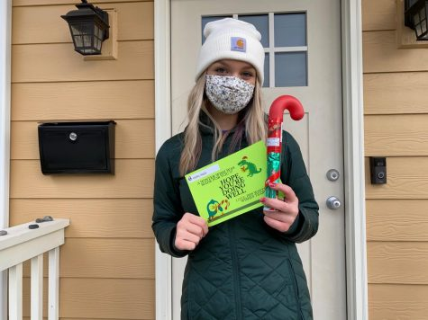 PHS students had a variety of different wishes granted during the annual Winter Wishes program. This year, due to COVID, the wishes were granted by delivery to the students home.