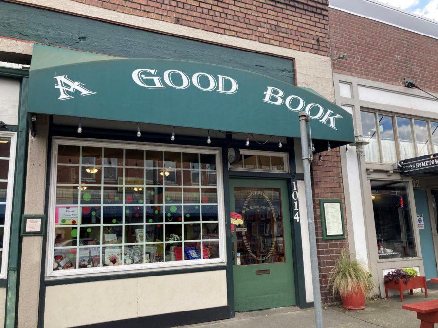 """""""A Good Book"""" Sumner"""